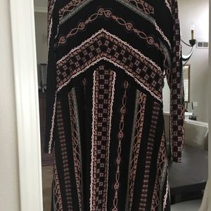 Free People Dresses - Free People dress.  Great with boots or tights. L